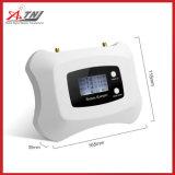 Trabajo móvil elegante del repetidor de la señal del teléfono celular del aumentador de presión de la señal de Atnj Lte 800MHz para 4G