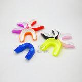 Protetor de boca Moldable material de EVA do protetor de boca do encaixotamento da proteção dos dentes