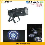 Illuminazione esterna del Gobo di controllo dinamico LED di DMX