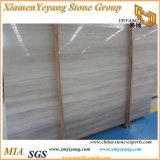 Деревянные белые Polished вены мрамор и плитки (YY-MS197)