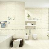 300*600mm Tintenstrahl glasig-glänzende keramische Wand-Fliese für Hauptdekoration (63252)