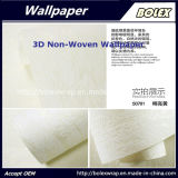 Papier peint normal de papier peint non-tissé décoratif du papier peint 3D pour le décor à la maison 0.53*10m