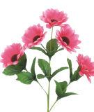 Fiore dell'interno di Sun della decorazione del fiore artificiale