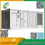 20kVA-2000kVA stille Diesel die Generator door de Motor van Cummins met Ce van ISO wordt aangedreven