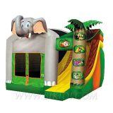 Inflatablesのジャングルの主題の警備員(B3014)