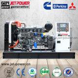 100 квт открыть дизельного генератора Генератор с воздушным охлаждением воды Рикардо двигателя