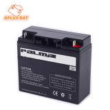 Batterie solaire 12V 15ah de systèmes d'alarme en gros