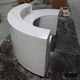 Kingkonree 현대 접수처 단단한 지상 수신 카운터