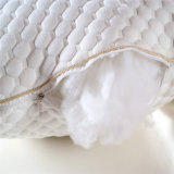 호텔 홈을%s 연약한 공기 층 직물 폴리에스테 베개