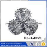 IADC517, Metall 527 gedichtet, dreikegeligen Bohrmeißel tragend