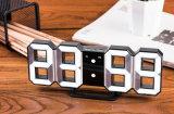 часы СИД украшения стены 3D с Ce&RoHS