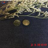 De komend Knoop van de Kopspijker van het Metaal van het Denim van het Embleem van de Douane van de Knoop voor Jeans
