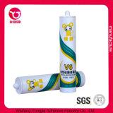 Adhésif de puate d'étanchéité/puate d'étanchéité acétiques de silicones (YS-V6-01)