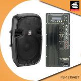 15 Spreker ps-1215ABT van de PA van Bluetooth van de FM van de duim 200W USB BR de Plastic Actieve