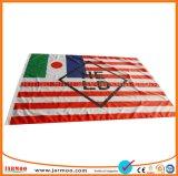 Для продажи широкой гласности информацию непосредственно на заводе пользовательского баннера флаг