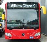 Signe électronique mobile d'artère du bus DEL des textes pour le passager
