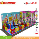 Indoor Playground Equipment Recreation Park for Shopping Badly
