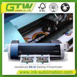 印刷および切断のためのロランド自動VersastudioのBn.20のデスクトッププリンターかカッター