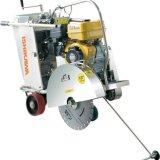 De Machine van de Snijder van Concret met de Motor van de Benzine
