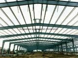 Estructura de acero para la fábrica Taller & Solutions