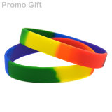 Qualität kundenspezifisches Firmenzeichen-Silikon Sports Wristbands, Armbänder