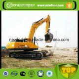 Nuevo Frente de la excavadora sobre orugas chino maquinaria Sy245h para la venta