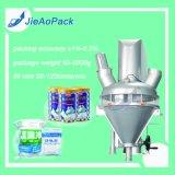 高いパッキング正確さのオーガーは計算する穀物の粉のパッキング(JA-50LB)のためのヘッドを