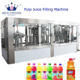 Botella de plástico automática Monoblock 5 en la máquina de llenado de jugo de 1