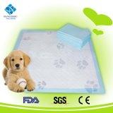 PEE спать дома щенка среднего размера 60X45cm пусковая площадка устранимого изменяя