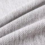 Preiswertes Großhandels-Sofa-Gewebe-nachgemachtes Leinengewebe des Polyester-2018 für Sofa-Polsterung