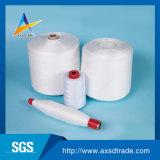 Hilado textil blanco anillo de tejido de poliéster fabricantes