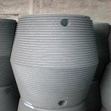 La alta calidad RP/HP/UHP de electrodo de grafito con pezón para hornos de arco con precio competitivo