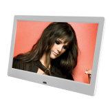 USB/SD 포트를 가진 자동 실행 영상 10.1 인치 LCD 디지털 영상 선수