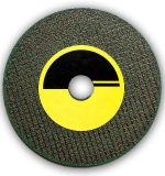 Gute Qualitätskohlenstoffstahl-abschleifende Schleifscheibe-metallschneidende Platte in Guangzhou