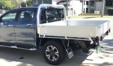 Base di alluminio del Ute per il veicolo utilitario 4WD