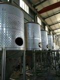 Tanque quente inoxidável do licor do aço HLT
