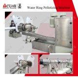 Riga di plastica macchina di granulazione di pelletizzazione dell'appalottolatore del PVC della macchina di pelletizzazione