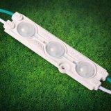 ABS di alto potere 2835/5050 di SMD LED che fa pubblicità al modulo del segno con l'obiettivo 160 gradi per la lettera della Manica