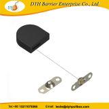 Dyh D-Geformte mini einziehbare Kleinsicherheits-Leine mit Ring-Terminal