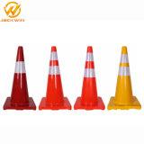 교통 안전을%s PVC 도로 경고 소통량 플라스틱 콘