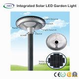 15W Integrated UFO Solar 정원 Light