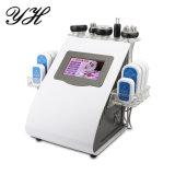 6 in 1 Ultraschallfettabsaugung-Hohlraumbildung Gerät/40K, die Maschine abnimmt