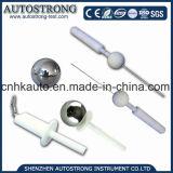 sfera della prova dell'acciaio inossidabile di 12.5mm con forza