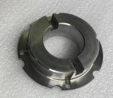 Peças personalizadas da automatização pelo CNC com a peça feita à máquina disco da carga fazendo à máquina da precisão da oxidação