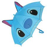 El regalo promocional del paraguas lindo de la lluvia de la fábrica de China embroma el paraguas