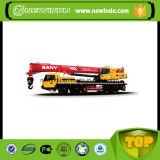 Prezzo poco costoso 12 gru del camion di Sany Stc120c di tonnellata a Mombasa