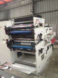 Machine d'impression de Flexo de 2 couleurs (ZB-650)
