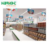 Verbrauchergrossmarkt-Lay-out-Entwurf für Kolonialwarenhandlung-Speicher-Supermarkt-Gerät