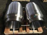 Aço St52 forjado retendo o cilindro/luva