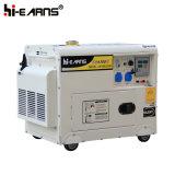 2-5kw draagbare Diesel Generator voor het Gebruik van het Huis (DG6500SE)